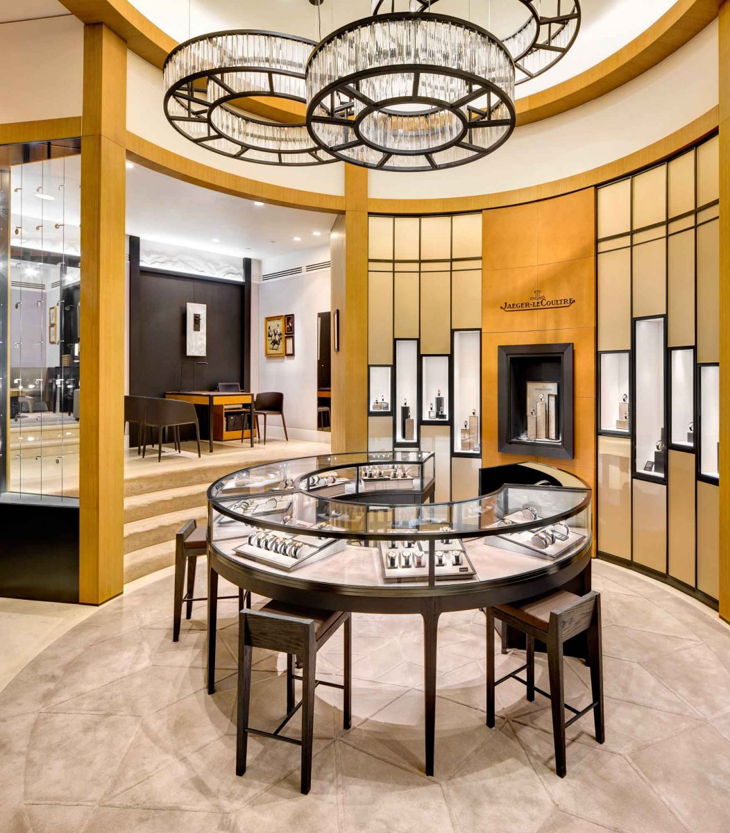 Jaeger-LeCoultre New York Boutique flagship