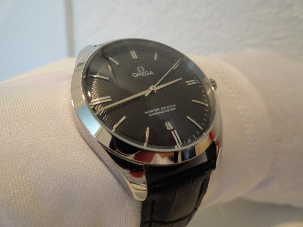 Omega Master Fake Watch Photo Review Wrist