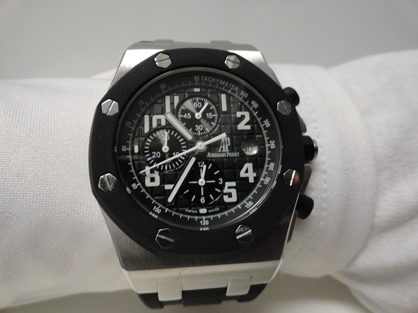Audemars Piguet Royal Oak Offshore Replica – On The Wrist