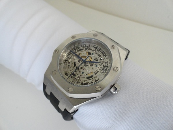 Audemars Piguet Royal Oak Skeleton replica watch