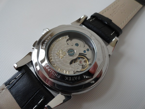 Fake Patek Grand Complications Caseback