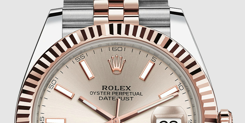 Replica Rolex Datejust Watches With Fluted Bezels