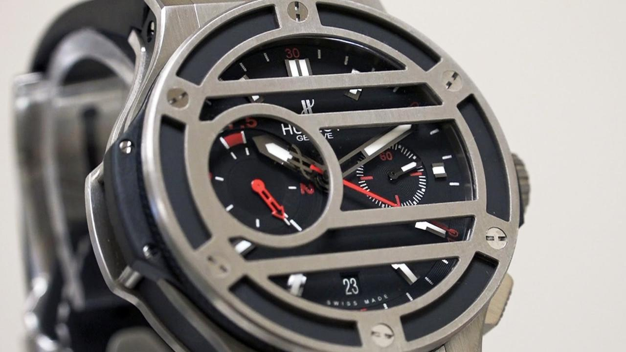 Hublot Big Bang Chukker Bang