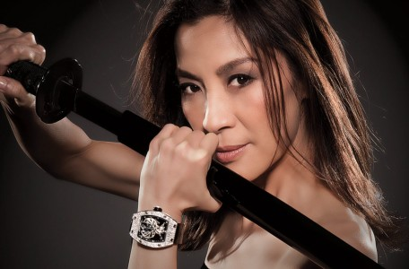 Richard Mille RM 51-01 Tourbillon Tigre Et Dragon - Michelle Yeoh