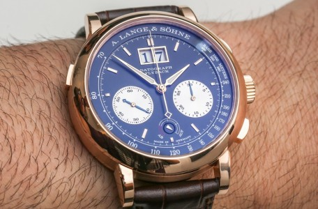 A. LANGE & SÖHNE DATOGRAPH UP/DOWN PINK GOLD