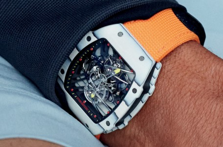 Richard Mille Rafael Nadal RM 27-02 tourbillon