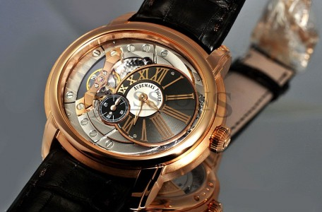 audemars piguet millenary 4101 rose gold