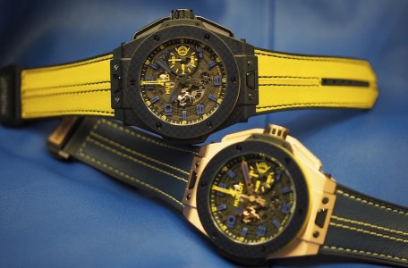 Hublot Big Bang Ferrari Brasil Limited Edition Replica Watch