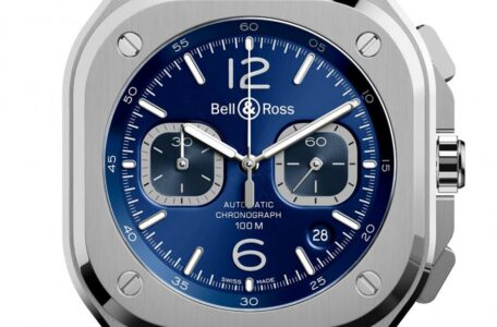 Bell & Ross Debuts BR 05 Chrono replica Watch